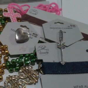 Jewelry Assortment Jewelry - 20 Pcs assorted jewelry earrings, necklaces plus